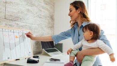 Çalışan Annenin Zaman Yönetimi Nasıl Olmalı?